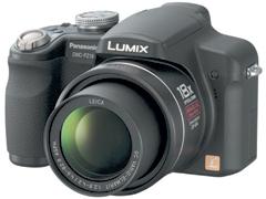 Panasonic Lumix FZ18